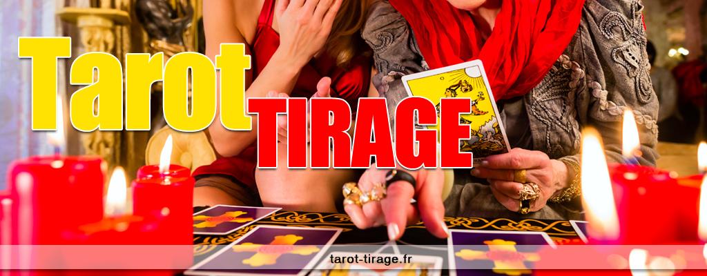 Tarot tirage
